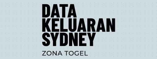 Data Keluaran Sydney 2021