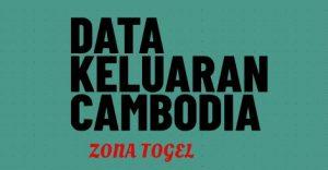 Data Keluaran Cambodia 2021