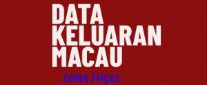 Data Keluaran Macau 2021